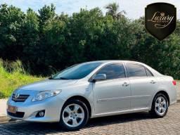 Toyota Corolla 2011/2011 GLi Automático + GNV