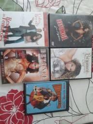 DVD'S DA BEYONCÉ