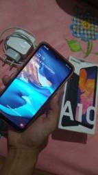 Vendo Celular Galaxy Samsung A10