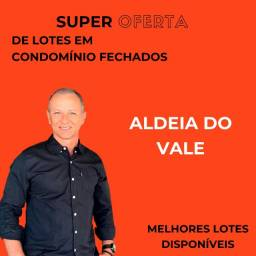 Super oferta de lotes no Aldeia do Vale!