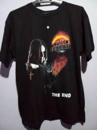 Camisa do Black Sabbath