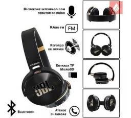 FONE JBL CONCHA JB950 HEADSET SEM FIO COM GARANTIA (PRETO)