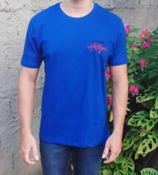 Camiseta Masculina Basica Tommy Hilfiger