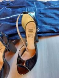 Vendo sapato e vestido longo