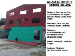 Aluga-se! Kitnets no Bairro Juliana, proximo ao Shopping Estação