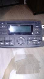 Título do anúncio: Rádio Bluetooth com CD Renault