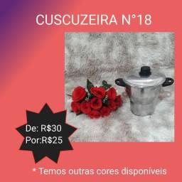 Cuscuzeira n°18