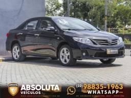 Toyota Corolla Xei 2.0 Flex 16V Aut. 2013 * Carro Impecável* Sem Detalhes* Aceito Troca