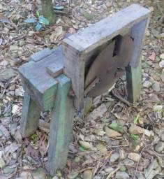 Triturador antigo