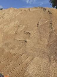 Areia Seixo E brita e tijolo e cimento