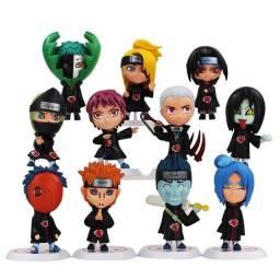 Bonecos Akatsuki - Naruto