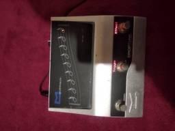 Título do anúncio: pedal morpheus droptune (guitarra, baixo)