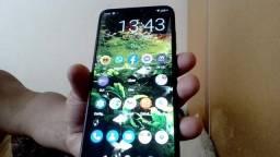 Celular Assus Zenfone Max Shot 64 gigas de memoria e 4 de ram tela grande de 6.2 polegadas