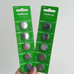 Título do anúncio: Oferta! Kit 06 cartelas bateria moedas