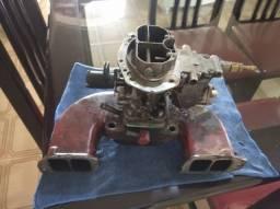 Carburador Solex H34 Opala 4cilindros