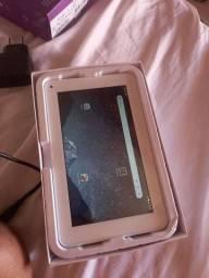Título do anúncio: Tablet da multilaser vai com caixa e carregador