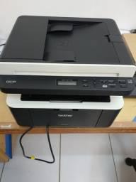 Impressora laser Monocromatica brother dcp1617nw
