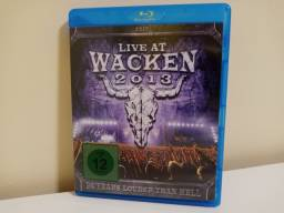 Bluray - Live At Wacken 2013