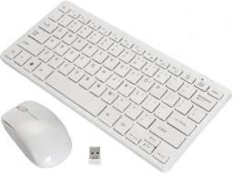Título do anúncio: Mini keyboard teclado e mouse sem fio k-03