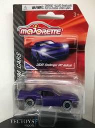 Miniatura Dodge Challenger Srt Hellcat - Majorette 1/64
