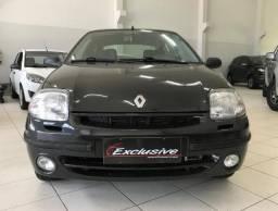 Clio Sedan RN 1.0-Flex Completo