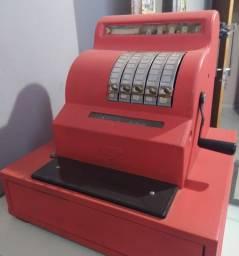 Caixa registradora retro