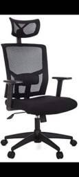 cadeira tela extra presidente