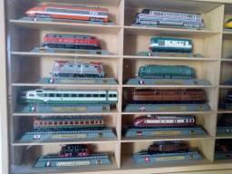 36 locomotivas escala N