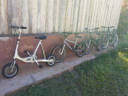 Bicicleta usada em perfeito estado