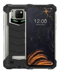 Doogee S88 Pro Dual SIM 128 GB mineral black 6gb RAM (Pronta Entrega - NOVO)