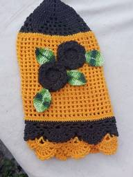 Capa para Galão de Água 25L em crochê