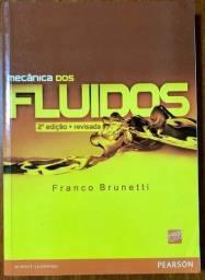 """Livro """"Mecânica dos Fluidos"""" 2ª edição revisada - usado em ótimo estado de conservacão"""