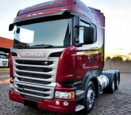 Agio - Scania R 440-Ent R$ 39.900,00