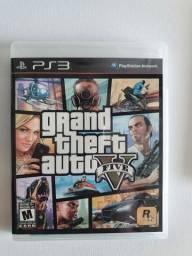 Título do anúncio: GTA V para PS3 (Playstation 3)