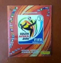 Álbum Copa Do Mundo 2010 África Do Sul - Panini