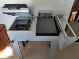 Seladora Conjugada Termo Encolhivél 30x40 cm da Cetro máquinas