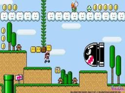 Emulador snes para Ps4 - Super Mario World no PS4