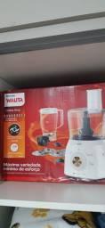 Processador de alimentos philips Talita 750w branco