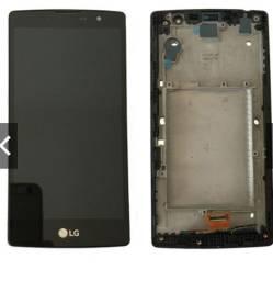 Tela Touch Display Lcd Lg Magna H502 H502F H500F H500R H500N Y90