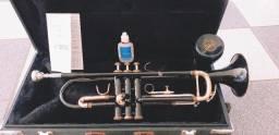 Trompete Jupiter JTR 600m (Preto)
