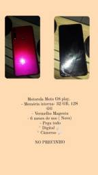 Título do anúncio: Motorola moto G8 play