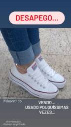 Tênis Converse All Star Plataforma