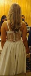 Vendo vestido de noiva civil