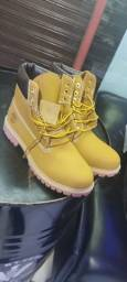 Yellow Boot Timberland OG
