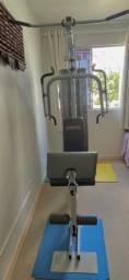 Estação athletic musculação