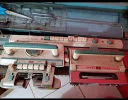 Máquina de fazer tricô