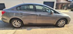 Honda Civic LXR FlexOne 2.0 Automático 2013/2014 (Cinza Chumbo) - Particular