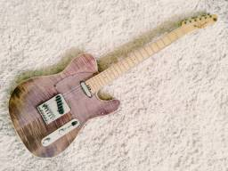 Guitarra n zaganin telecaster ac troca fender Gibson rexsom