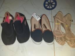 Vendo essa sandálias