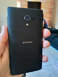 Título do anúncio: Vendo celular Sony Xperia ZQ